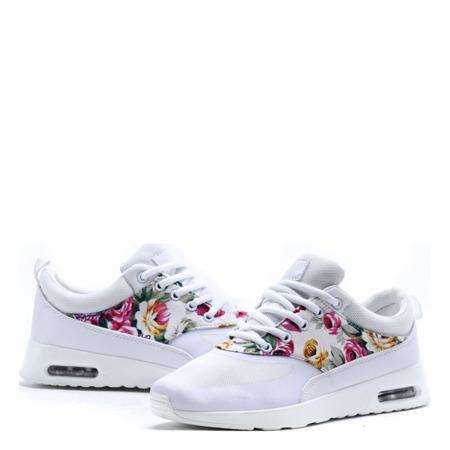Białe buty sportowe Vy - Obuwie