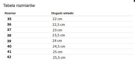 Biało-czarne espadryle  - Obuwie