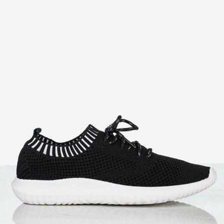 Czarne sportowe buty damskie Sethe - Obuwie