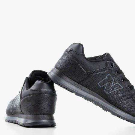 Czarne sportowe buty męskie Nebos - Obuwie