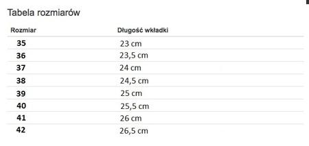 Granatowe, ocieplane śniegowce damskie- Obuwie