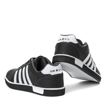 Szare sportowe buty męskie Victor - Obuwie